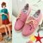 Preorder รองเท้าแฟชั่น สไตล์เกาหลี 34-43 รหัส 9DA-9445 thumbnail 1