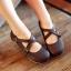 Preorder รองเท้าแฟชั่น สไตล์เกาหลี 34-43 รหัส PM-7524 thumbnail 1