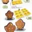 Pavoni Mould พิมพ์ไอศกรีมแท่ง ไอศกรีมแซนวิช ถาด ไม้ไอติม [แล้วแต่แบบ กรุณาดูแคตตาล็อก] thumbnail 14