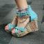 Preorder รองเท้าแฟชั่น สไตล์เกาหลี 34-39 รหัส 9DA-0125 thumbnail 2