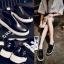 Preorder รองเท้าแฟชั่น สไตล์เกาหลี 32-43 รหัส 9DA-0886 thumbnail 3