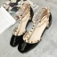 Preorder รองเท้าแฟชั่น สไตล์เกาหลี 34-43 รหัส GB-0489 thumbnail 1