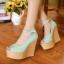 Preorder รองเท้าแฟชั่น สไตล์เกาหลี 34-39 รหัส 9DA-9077 thumbnail 1