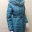 เสื้อโค้ทกันหนาวขนเป็ดแท้ สีฟ้า Size M thumbnail 3