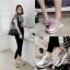 Preorder รองเท้าแฟชั่น สไตล์เกาหลี 32-42 รหัส 9DA-9572 thumbnail 4