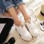 Preorder รองเท้าแฟชั่น สไตล์เกาหลี 31-44 รหัส 9DA-9525 thumbnail 1