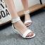 Preorder รองเท้าแฟชั่น สไตล์เกาหลี 32-43 รหัส 55-3158 thumbnail 1