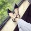 Preorder รองเท้าแฟชั่น สไตล์เกาหลี 35-41 รหัส GB-5072 thumbnail 6