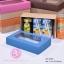 ฝาสีต่างๆ ขนาด 11.6 x 19.5 x 8.0 ซม. (บรรจุ 50 กล่องต่อแพ็ค) thumbnail 3