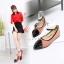 Preorder รองเท้าแฟชั่น สไตล์เกาหลี 34-43 รหัส 55-9612 thumbnail 1