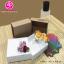 กล่องสบู่ แบบซองสวม ขนาด 7.5 x 7.5 x 3.0 ซม สีขาว (บรรจุแพ็คละ 50 กล่อง) thumbnail 2