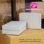 H-01-006 : กล่องลูกฟูกทรงหูช้าง ขนาด 25.0 x 36.0 x 6.0 ซม. thumbnail 2