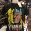 ฮีโร่มาร์เวล สีดำ (Thor big face washed CODE:0832) thumbnail 1