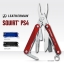 Leatherman Squirt PS4 #RED