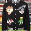 ลูนี่ตูนส์ เสื้อแจ็คเก็ตกันหนาว (Looney tunes face CODE:0967) thumbnail 1