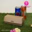 B-05-002 : กล่องฮอทดอก ขนาด 6.5 x 16.5 x 6.5 ซม สีคราฟธรรมชาติ thumbnail 2