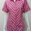 เสื้อลายสก๊อต Patino Fashion สีชมพู thumbnail 1