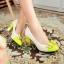 Preorder รองเท้าแฟชั่น สไตล์เกาหลี 34-43 รหัส 55-1129 thumbnail 1