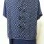 เสื้อคอกลมผ้าชีฟอง สีกรม BY Nana thumbnail 6