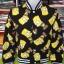 ซิมสัน เสื้อแจ็คเก็ตกันหนาว (Simpsons face tiny CODE:0947) thumbnail 1