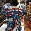 กัปตันอเมริกา ผ้า premium SCUBA (Captain America Comic CODE:1196) thumbnail 1