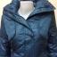 เสื้อโค้ทกันหนาวขนเป็ด สีฟ้าน้ำทะเล thumbnail 2