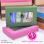 กล่องฝาครอบ ฝาสีต่างๆ ขนาด 16.0 x 25.3 x 5.0 ซม. มีหน้าต่าง thumbnail 2