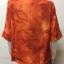 เสื้อปกเชิ้ต สีส้ม thumbnail 4