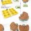 Pavoni Mould พิมพ์ไอศกรีมแท่ง ไอศกรีมแซนวิช ถาด ไม้ไอติม [แล้วแต่แบบ กรุณาดูแคตตาล็อก] thumbnail 17