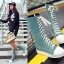 Preorder รองเท้าแฟชั่น รองเท้าผ้าใบ 33-43 รหัส N5-6116 thumbnail 1