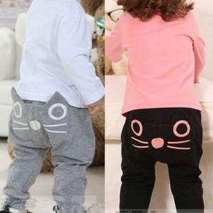Baby Touch กางเกงเด็ก แมวน้อย (Pants - PC)