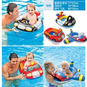Baby Touch ของเล่นเด็ก ห่วงยางเด็ก วันพีซ ( TWA1-13 )