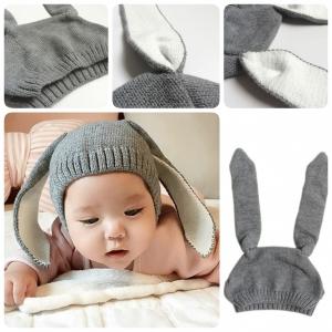 Baby Touch หมวกผ้านิ่ม กระต่ายน้อยหูยาว (Hat - FN)