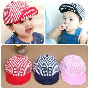 Baby Touch หมวกเด็ก แก๊ป NEWYORK (Hat - AH)