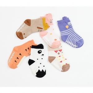 ถุงเท้าเด็ก ยาวบาง Jingle Bell