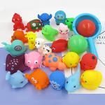Baby Touch ของเล่นเด็ก ตุ๊กตาลอยน้ำ ลอยมาเป็นกอง (กองร้อย)