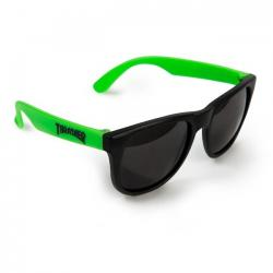 Thrasher Neon Green Sunglasses