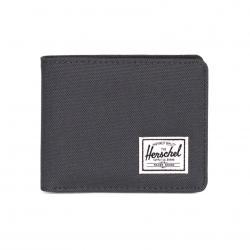 Herschel Roy Wallet | Coin - Dark Shadow / Black / RFID