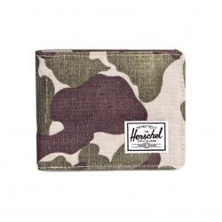 Herschel Roy Wallet - Frog Camo / RFID