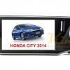 จอวิทยุแอนดรอยตรงรุ่น Honda City 2014