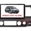 จอวิทยุแอนดรอยตรงรุ่น Honda CIVIC FD 2006