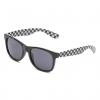 Vans Spicoli 4 Sunglasses - Black / Checkerboard
