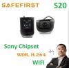 กล้องติดรถ WIFI รุ่น S20 (Sony Chipset)