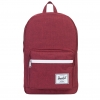 Herschel Pop Quiz Backpack - Winetasting Crosshatch