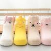 ถุงเท้าเด็ก ยาวบาง เซตสวนสัตว์ 4 คู่ (Socks - SSZ)