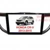 จอวิทยุแอนดรอยตรงรุ่น Honda CRV 2013-2015