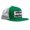 Thrasher Prevent This Tragedy Mesh Cap - Green