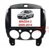 จอวิทยุแอนดรอยตรงรุ่น Mazda 2 (2008-2014)