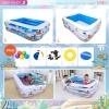Baby Touch ของเล่นเด็ก สระว่ายน้ำเด็ก ทรงมาตรฐาน (TWY1-2)