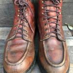 10.SALE Vintage #Redwing202 เบอร์ 11D usa